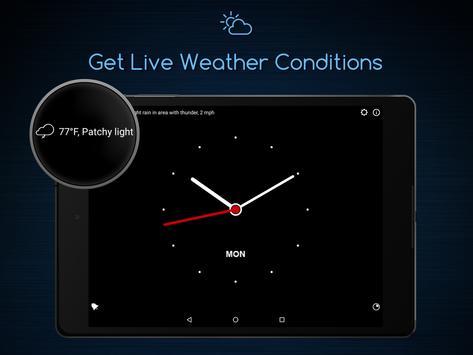 Jam Alarm untuk Ku gratis screenshot 10