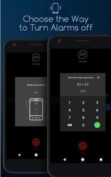 Jam Alarm untuk Ku gratis screenshot 1