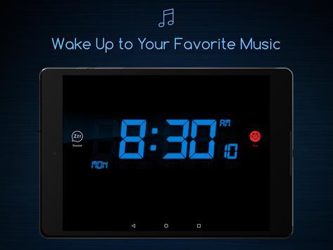 Jam Alarm untuk Ku gratis screenshot 8