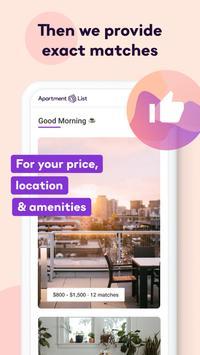 Apartment List screenshot 1