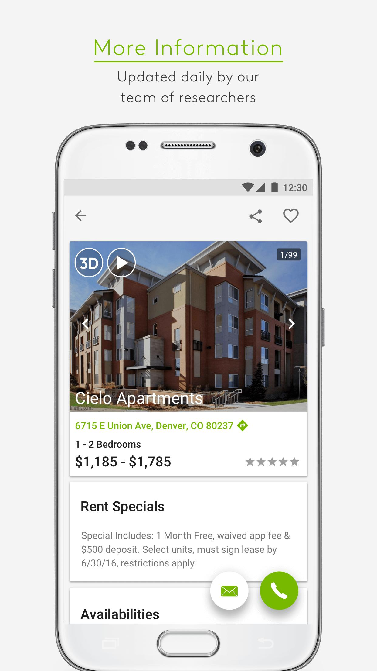 Apartments com Rental Search for Android - APK Download