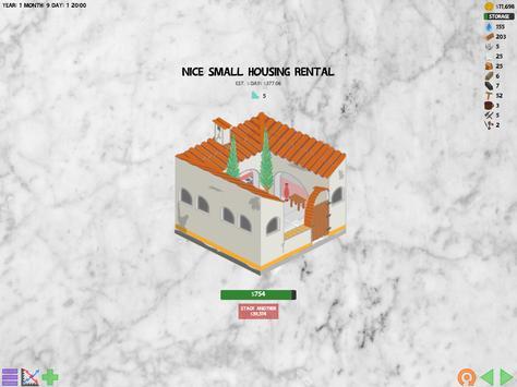Roman Tycoon screenshot 3