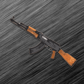 AK-47 Simulation and Info icon
