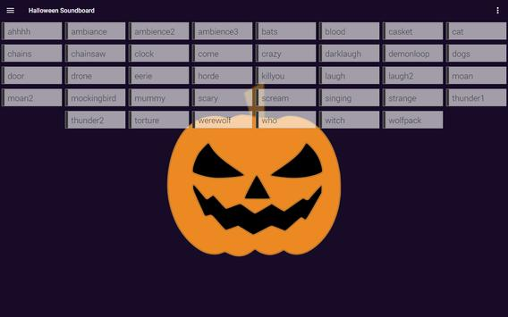 Halloween Soundboard screenshot 6