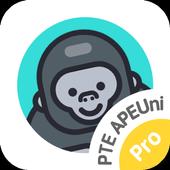 PTE APEUni Pro - PTE Exam Practice icon
