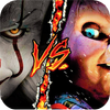 Pennywise v.s chucky wallpaper ikona