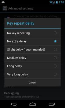 External Keyboard Helper Demo screenshot 5