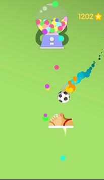 Kick Ball Challenge screenshot 2