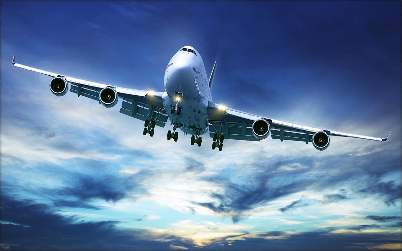 Spiel Flugzeuge Landen