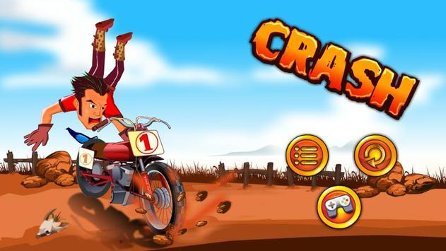 Moto Hill Bike Racing screenshot 5
