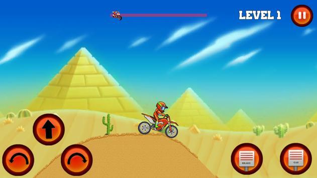 Moto Hill Bike Racing screenshot 8