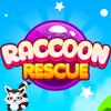Raccoon Rescue: Best Bubble Shooter. New Free 2018 simgesi