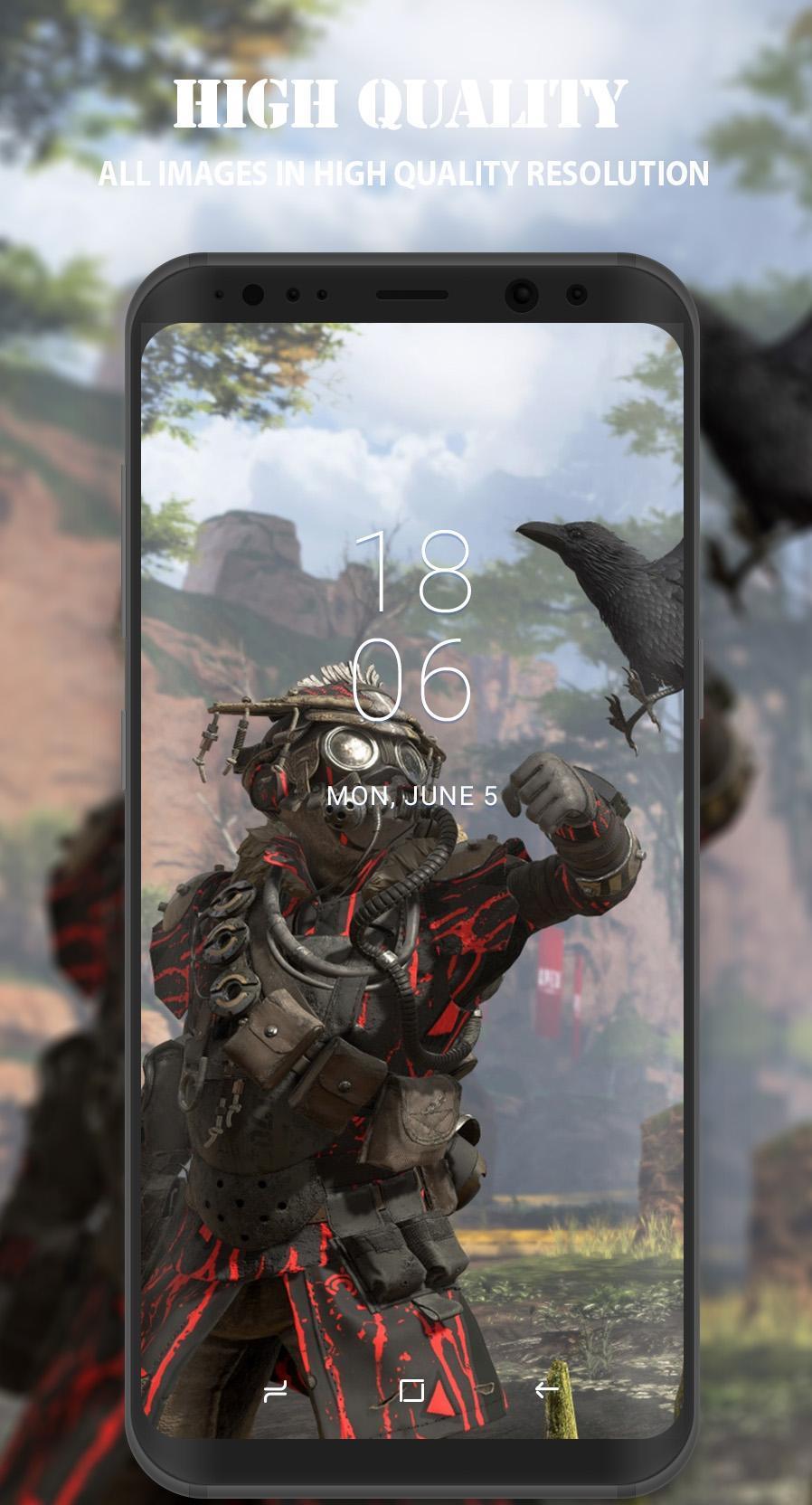 Apex Battle Royale Wallpaper For Legends For Android Apk Download