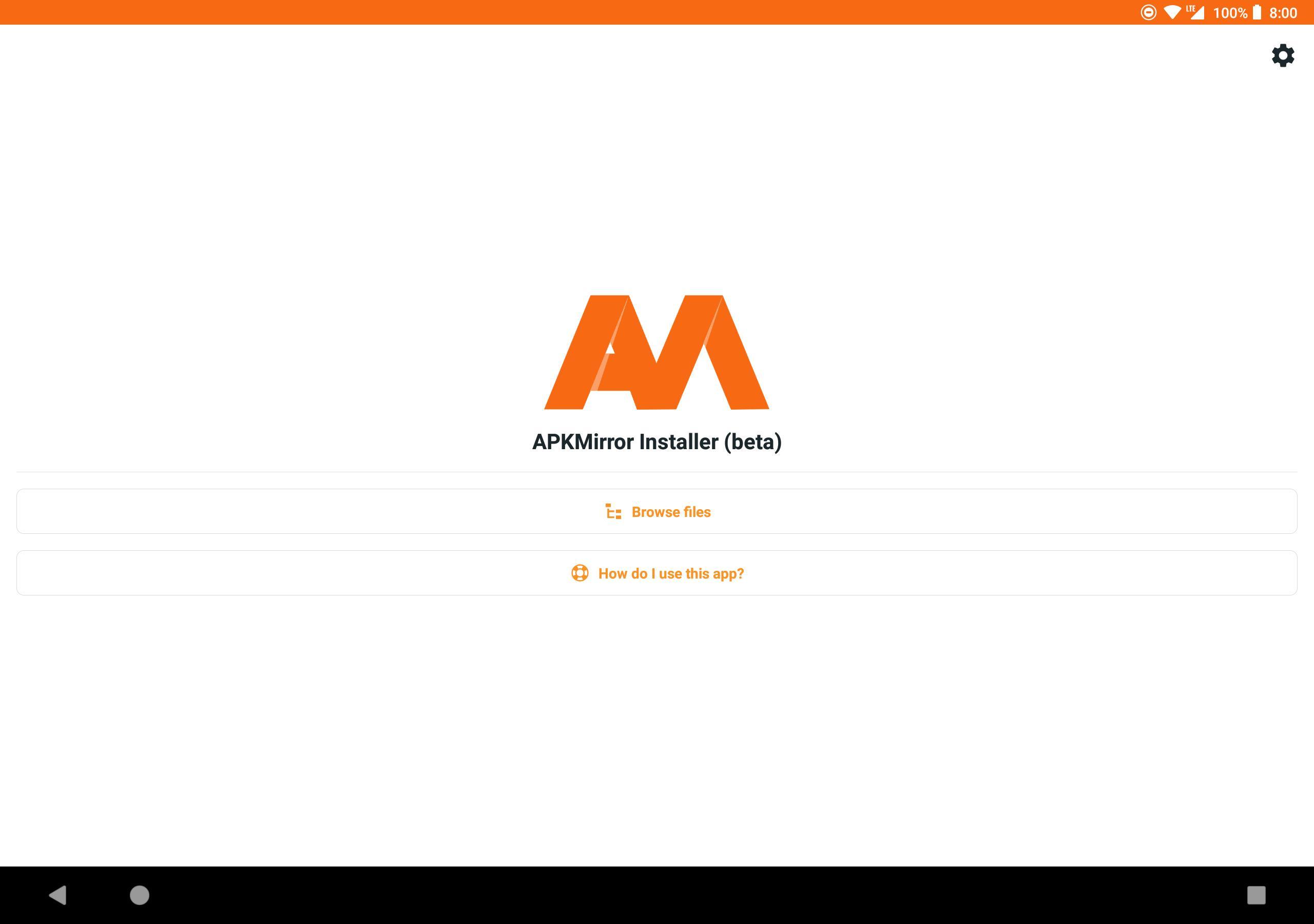 Apkmirror App