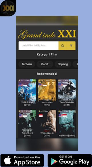 New INDOXXI Lite Gold Film Tips : Terbaru LK21 for Android - APK