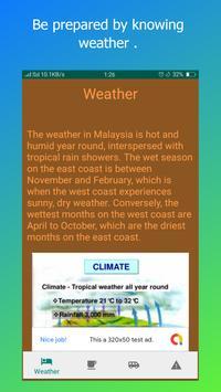 Tourist Guide Malaysia screenshot 2