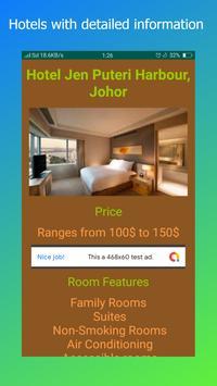 Tourist Guide Malaysia screenshot 6