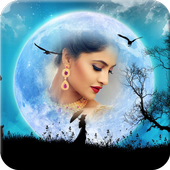 Special Moon Photo Frames icon