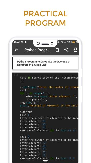 Learn Python Programming PRO (No Ads) for Android - APK Download