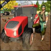 USA Farming Sim 19 أيقونة