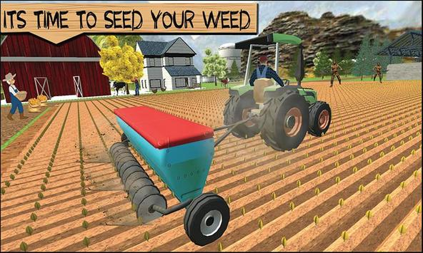 USA Farming Sim 19 تصوير الشاشة 6