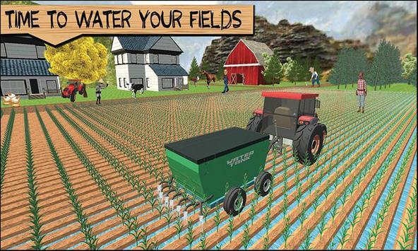 USA Farming Sim 19 تصوير الشاشة 7