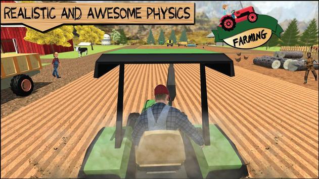 USA Farming Sim 19 تصوير الشاشة 10