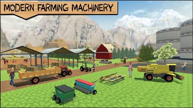 USA Farming Sim 19 تصوير الشاشة 11