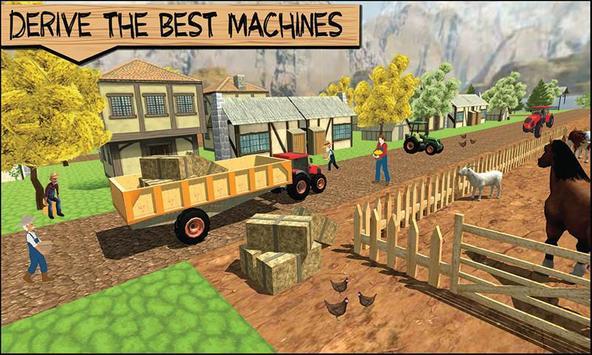 USA Farming Sim 19 تصوير الشاشة 1