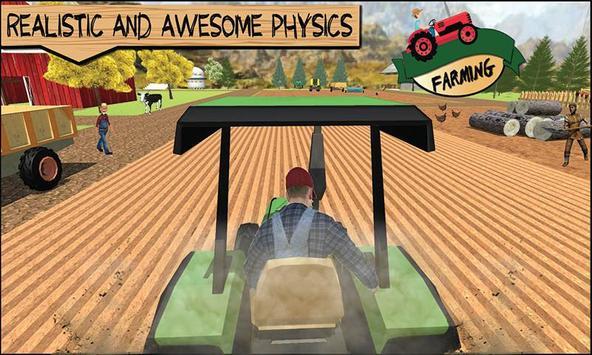 USA Farming Sim 19 تصوير الشاشة 2
