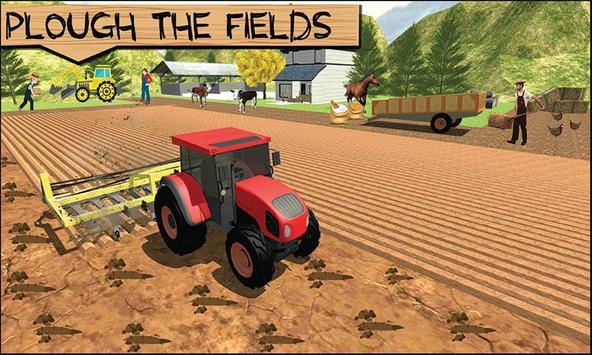USA Farming Sim 19 تصوير الشاشة 3