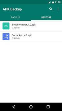 APK App BackUp & Restore - Easy BackUp and Restore screenshot 4