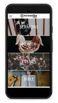 Encounter Church Hartwell poster