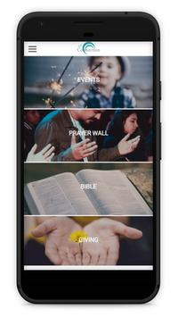 The Connection Church App poster