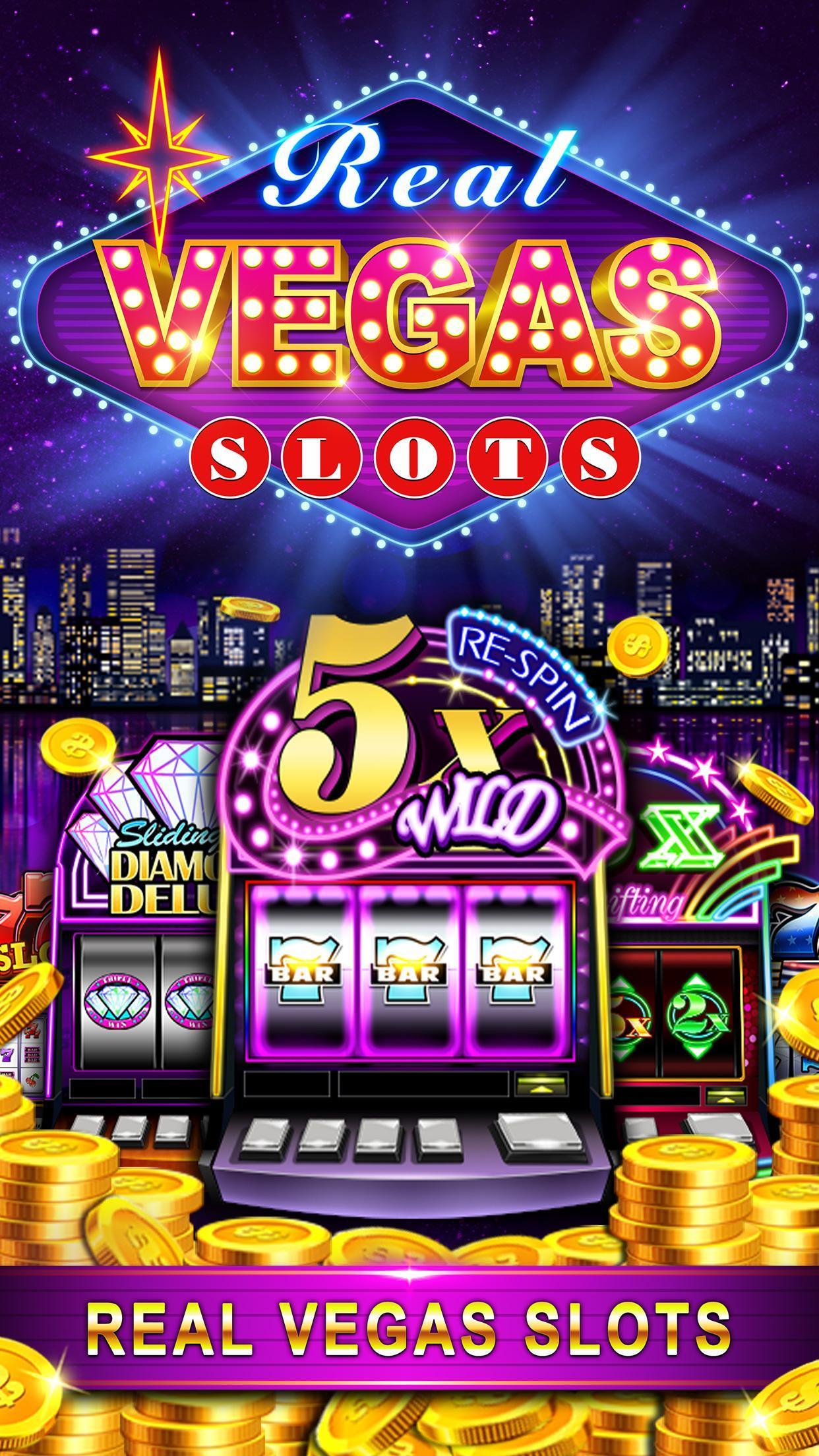 Real Vegas Slots Free