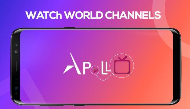 Apollo TV poster