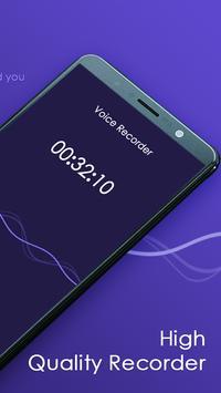 Voice Recorder, Audio Recorder & Sound Recording screenshot 1