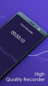 Voice Recorder, Audio Recorder & Sound Recording screenshot 5