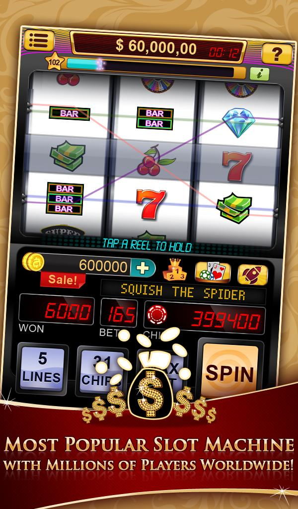 play slots and win real money