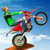 Impossible Ramp Bike Stunt Tricks Racing 3D 图标