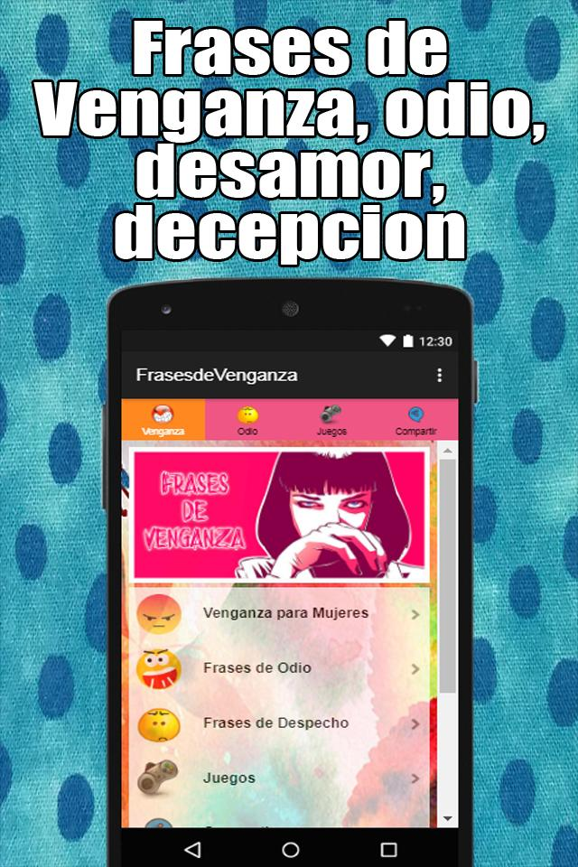 Frases De Venganza For Android Apk Download