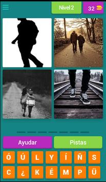 4 Fotos 1 Palabra screenshot 8