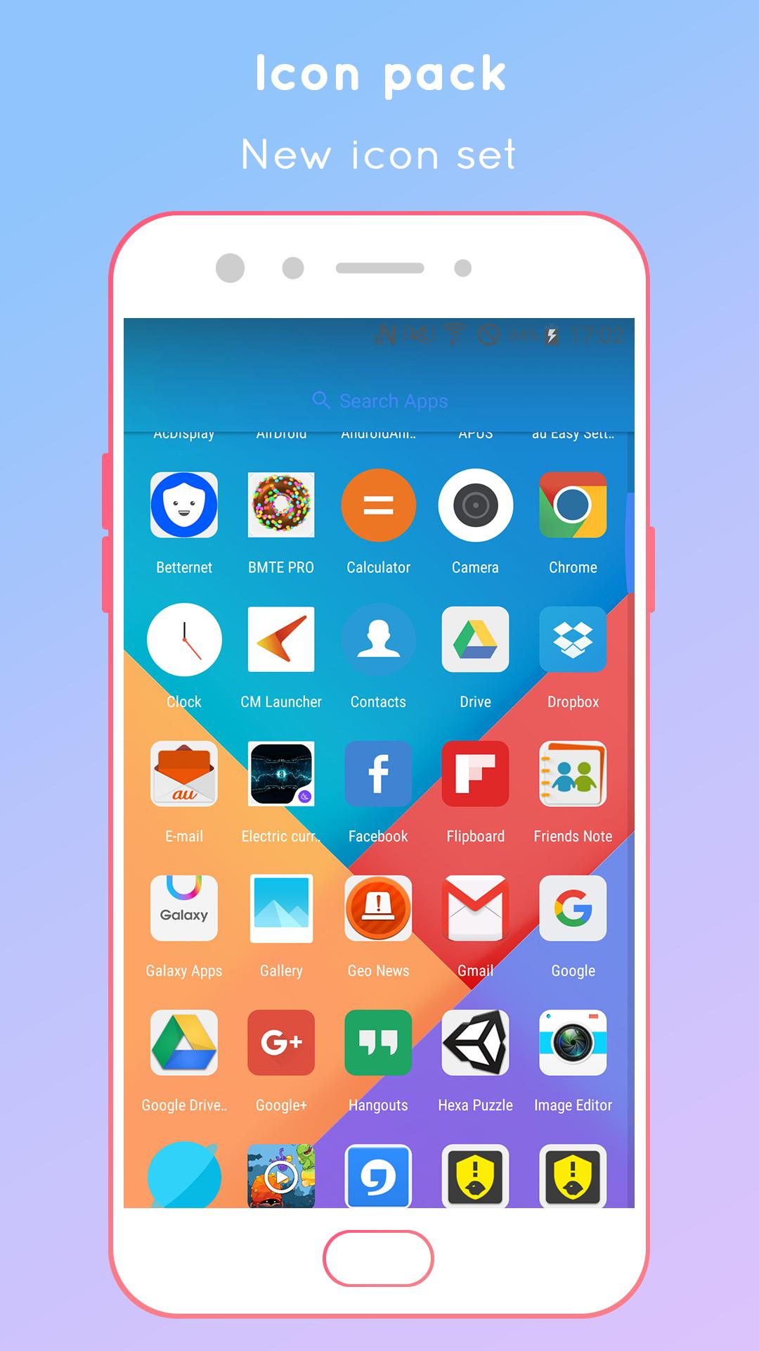 MIUI9 Theme - Icon Pack, Wallpapers, Launcher for Android
