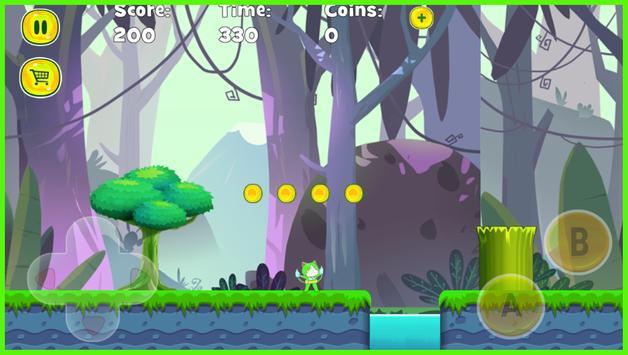 Super yo_kai Adventure Worl RUN screenshot 1