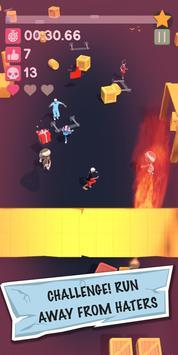 A4 - Run Away Challenge screenshot 1