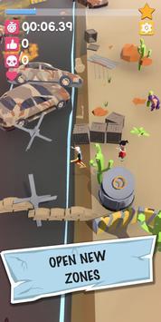 A4 - Run Away Challenge screenshot 3