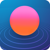 Jumping Ball on Spinning Surface icon
