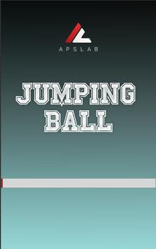 Jumping Ball on Spinning Surface poster