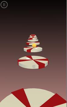 Jumping Ball on Spinning Surface screenshot 2