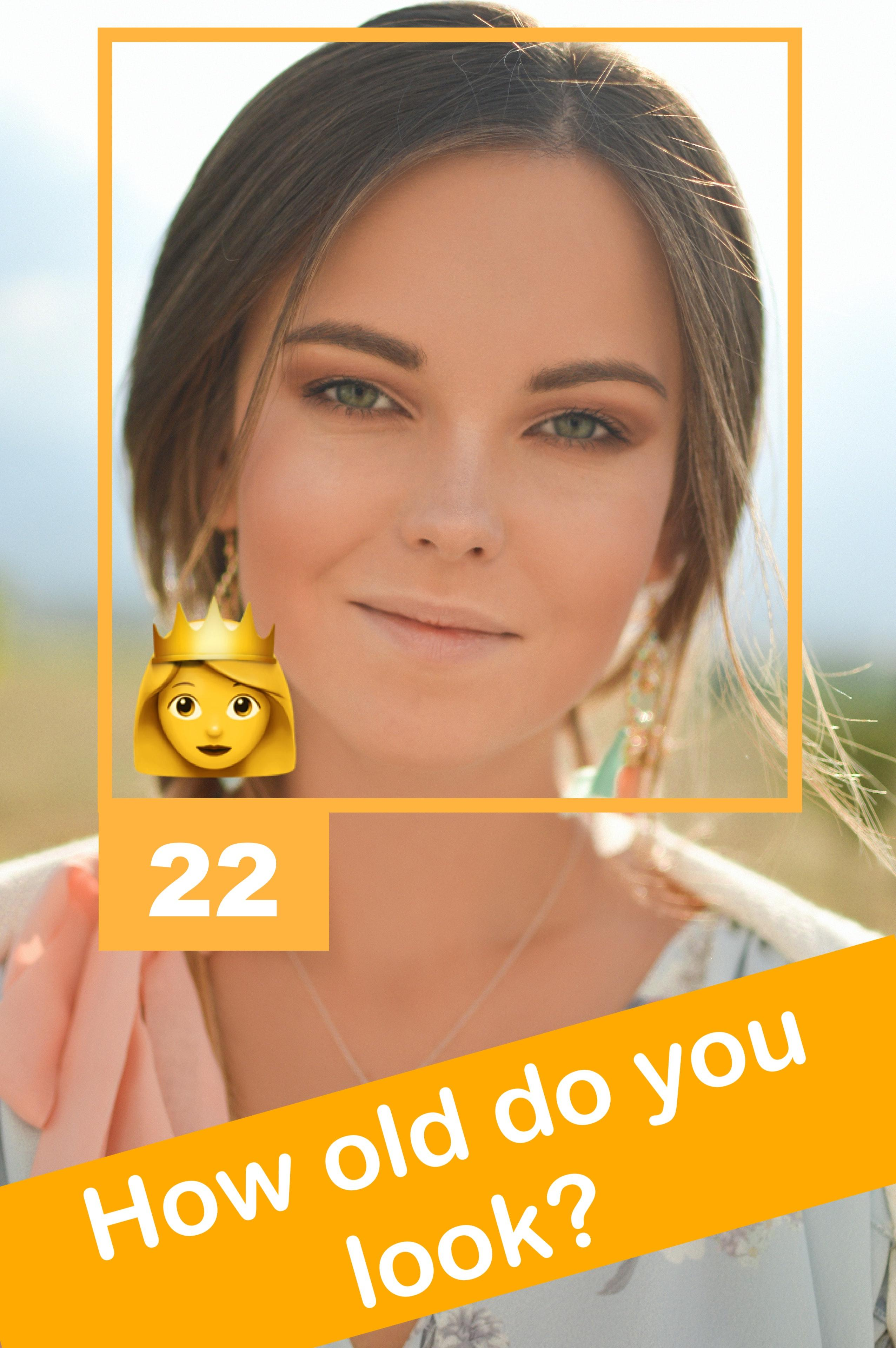 How Old Do I Look Guess My Age App For Android Apk Download